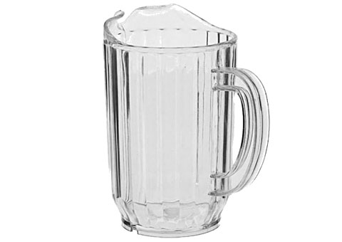 Acrylic Water Pitcher